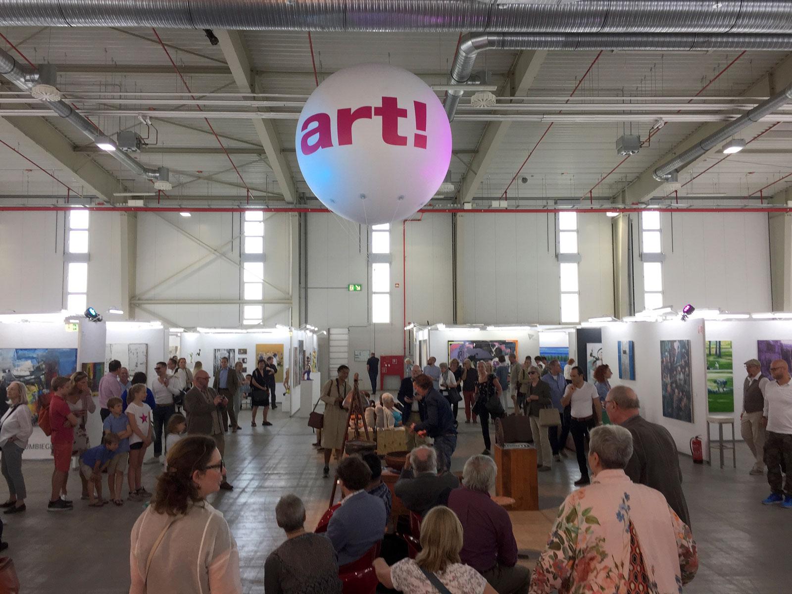 Kölner Liste 2018 – Discoveryartfair