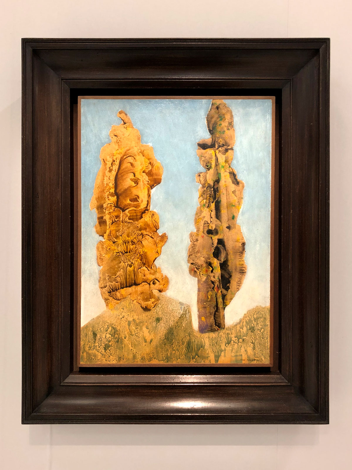 Art Cologne 2019, Max Ernst